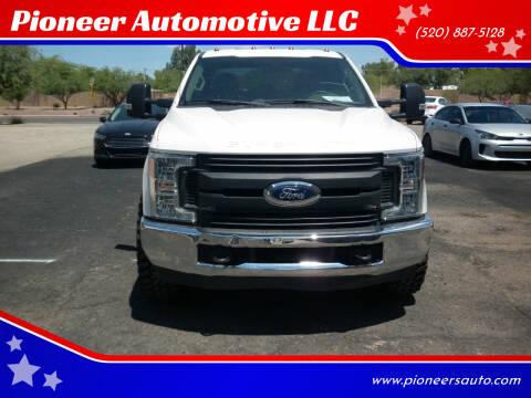 2017 Ford F-350 Super Duty for sale at Pioneer Automotive LLC in Tucson AZ
