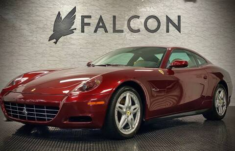 2005 Ferrari 612 Scaglietti for sale at FALCON AUTO BROKERS LLC in Orlando FL