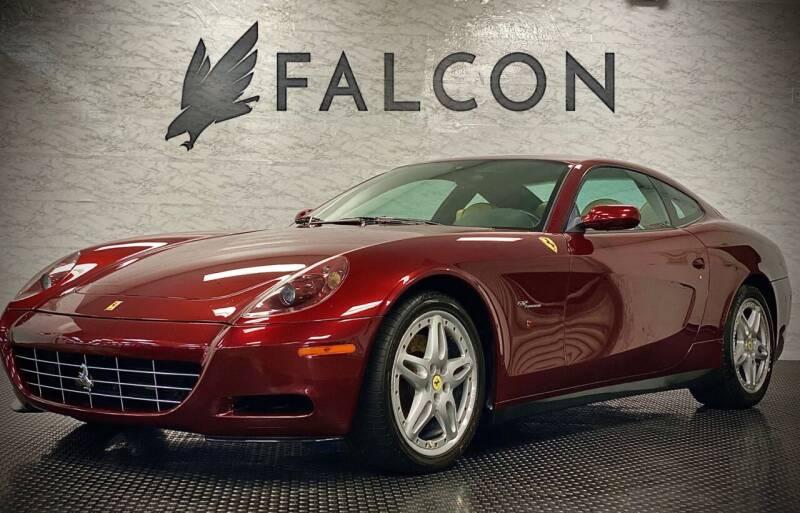 2005 Ferrari 612 Scaglietti for sale at FALCON AUTO BROKERS LLC in Orlando FL