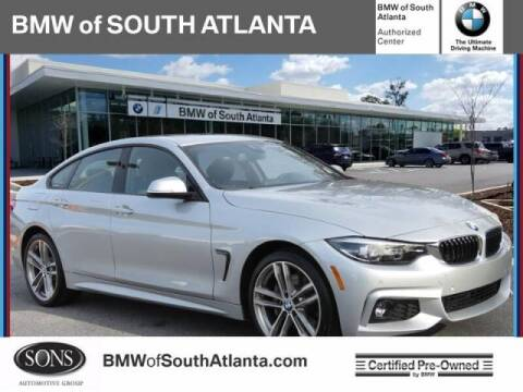 2019 BMW 4 Series for sale at Southern Auto Solutions - Georgia Car Finder - Southern Auto Solutions - BMW of South Atlanta in Marietta GA