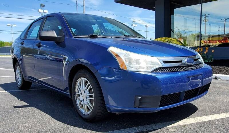 2008 Ford Focus for sale at Car Culture in Warren OH