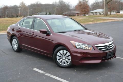 2012 Honda Accord for sale at GLADSTONE AUTO SALES    GUARANTEED CREDIT APPROVAL in Gladstone MO
