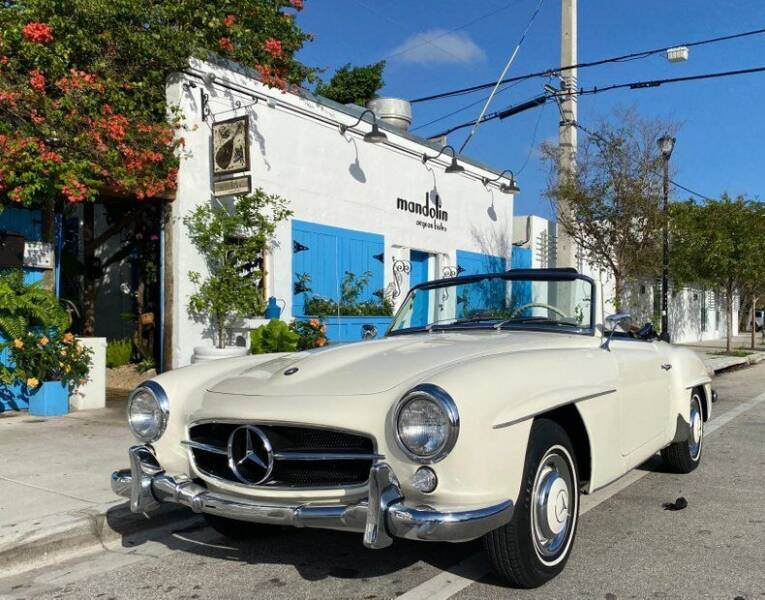 1961 Mercedes-Benz 190-Class for sale in Fort Lauderdale, FL