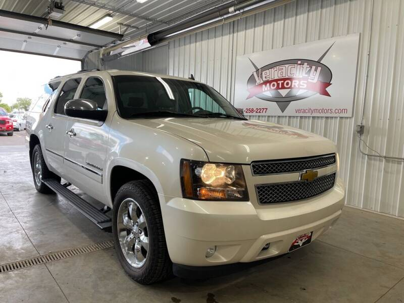 2010 Chevrolet Suburban for sale in Bismarck, ND