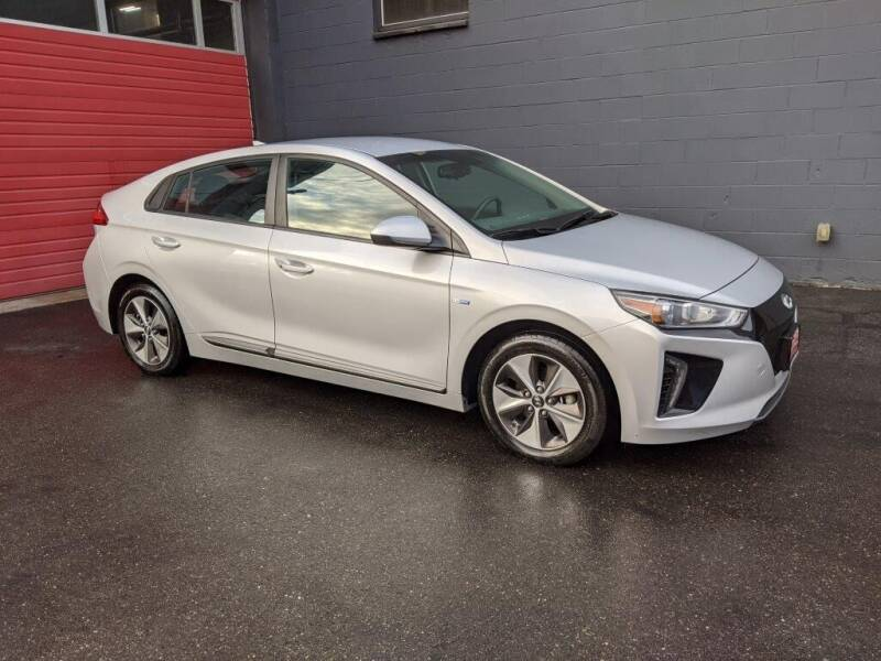 2017 Hyundai Ioniq Electric for sale at Paramount Motors NW in Seattle WA