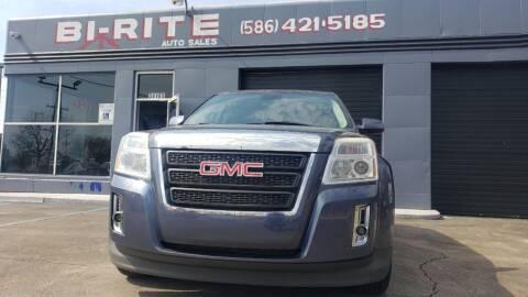 2014 GMC Terrain for sale at Bi-Rite Auto Sales in Clinton Township MI