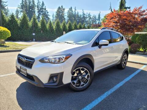 2018 Subaru Crosstrek for sale at Silver Star Auto in Lynnwood WA