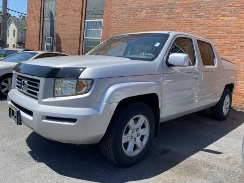 2006 Honda Ridgeline for sale at DRIVE TREND in Cleveland OH