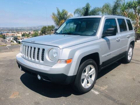 2012 Jeep Patriot for sale at Bozzuto Motors in San Diego CA