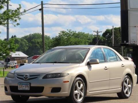 2008 Mazda MAZDA6 for sale at Big Man Motors in Farmington MN