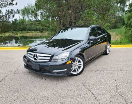 2012 Mercedes-Benz C-Class for sale at Excalibur Auto Sales in Palatine IL