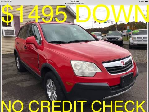 2009 Saturn Vue for sale at Cooks Motors in Westampton NJ