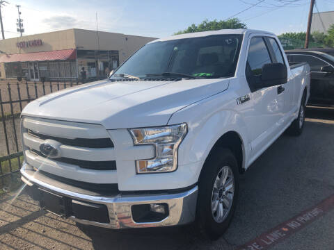 2016 Ford F-150 for sale at Auto Access in Irving TX