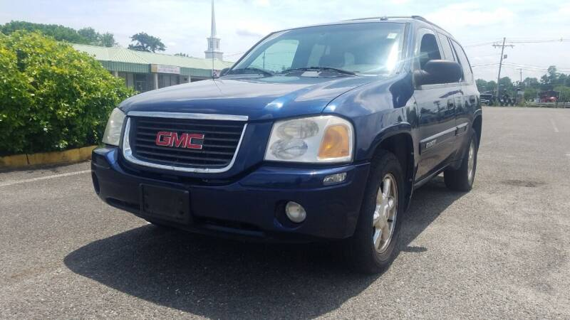 2004 GMC Envoy for sale at Wrightstown Auto Sales LLC in Wrightstown NJ
