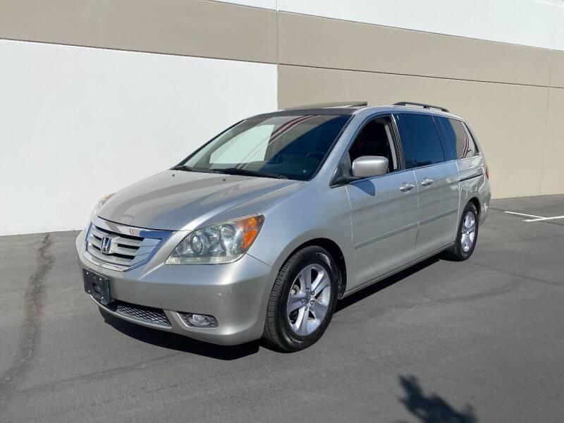 2009 Honda Odyssey for sale at 3D Auto Sales in Rocklin CA