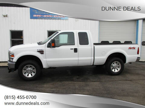 2008 Ford F-250 Super Duty for sale at Dunne Deals in Crystal Lake IL