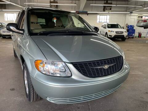 2003 Chrysler Town and Country for sale at John Warne Motors in Canonsburg PA