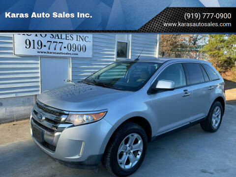 2011 Ford Edge for sale at Karas Auto Sales Inc. in Sanford NC