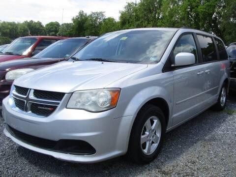 2012 Dodge Grand Caravan for sale at Variety Auto Sales in Abingdon VA