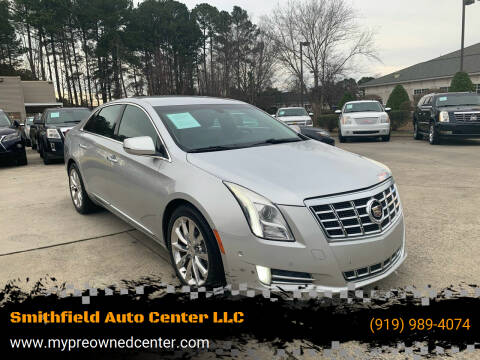 2014 Cadillac XTS for sale at Smithfield Auto Center LLC in Smithfield NC