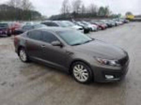 2014 Kia Optima for sale at Hickory Used Car Superstore in Hickory NC