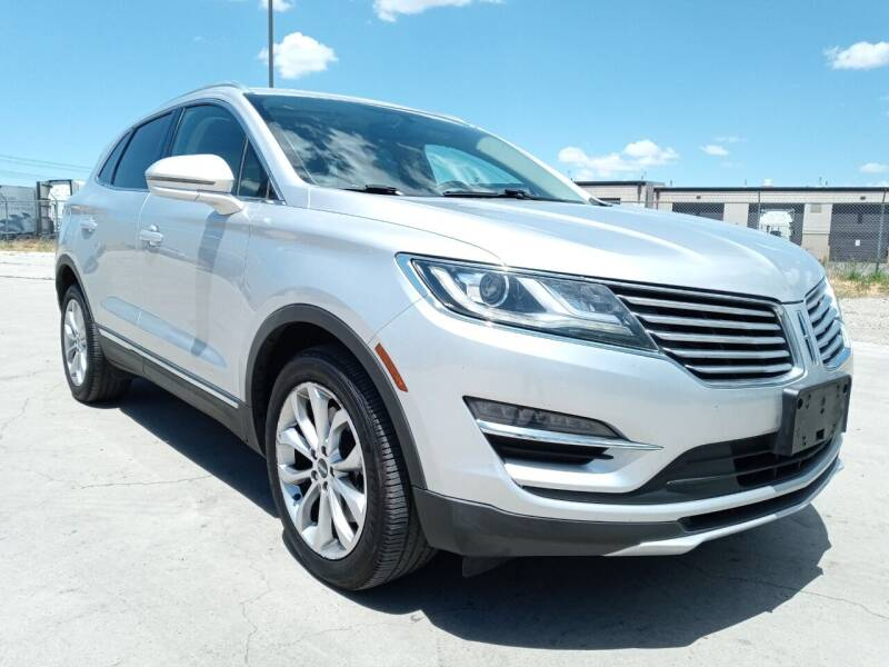 2017 Lincoln MKC for sale at AUTOMOTIVE SOLUTIONS in Salt Lake City UT