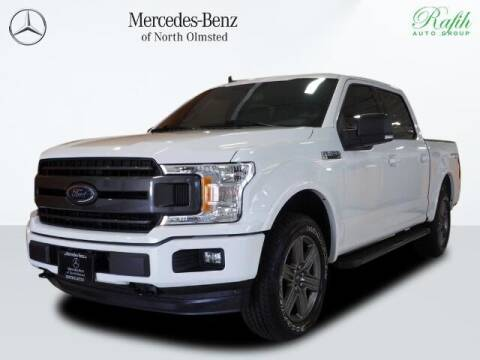 2020 Ford F-150 for sale at Mercedes-Benz of North Olmsted in North Olmstead OH