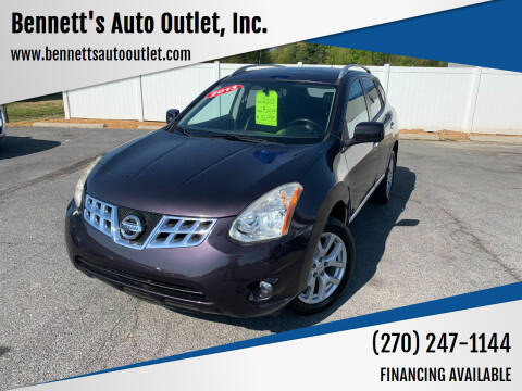2013 Nissan Rogue for sale at Bennett's Auto Outlet, Inc. in Mayfield KY