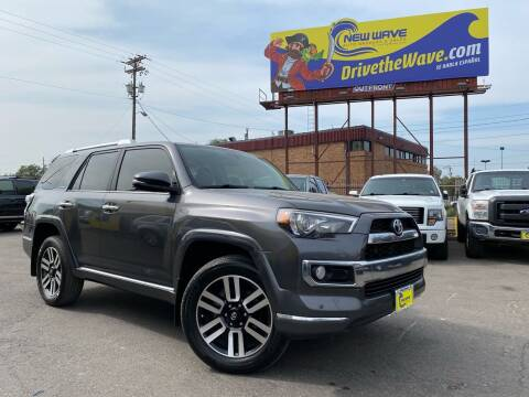 2014 Toyota 4Runner for sale at New Wave Auto Brokers & Sales in Denver CO