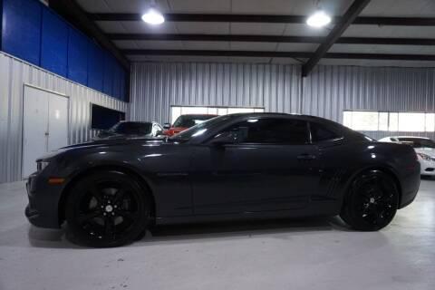 2014 Chevrolet Camaro for sale at SOUTHWEST AUTO CENTER INC in Houston TX