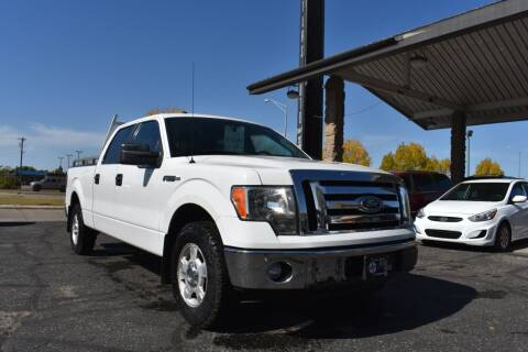 2012 Ford F-150 for sale at Atlas Auto in Grand Forks ND