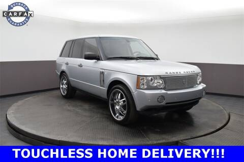 2006 Land Rover Range Rover for sale at M & I Imports in Highland Park IL