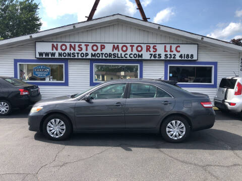 2011 Toyota Camry for sale at Nonstop Motors in Indianapolis IN