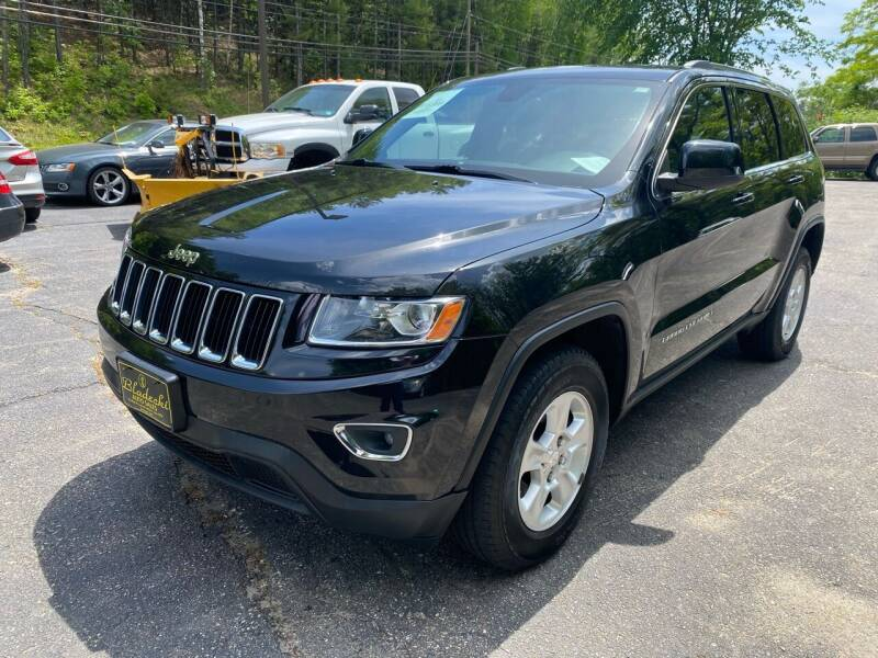 2014 Jeep Grand Cherokee for sale at Bladecki Auto LLC in Belmont NH
