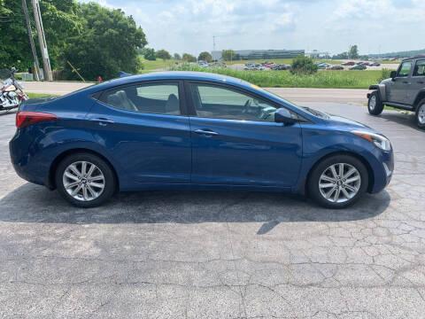 2014 Hyundai Elantra for sale at Westview Motors in Hillsboro OH