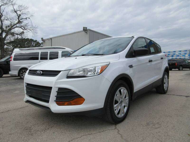2014 Ford Escape for sale at Quality Investments in Tyler TX