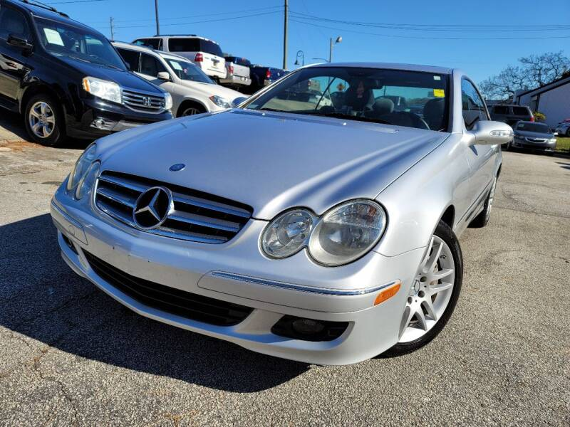 2008 Mercedes-Benz CLK for sale at Philip Motors Inc in Snellville GA