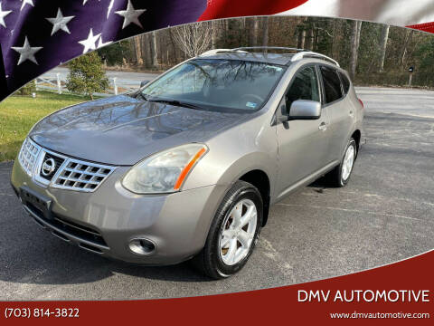 2008 Nissan Rogue for sale at DMV Automotive in Falls Church VA