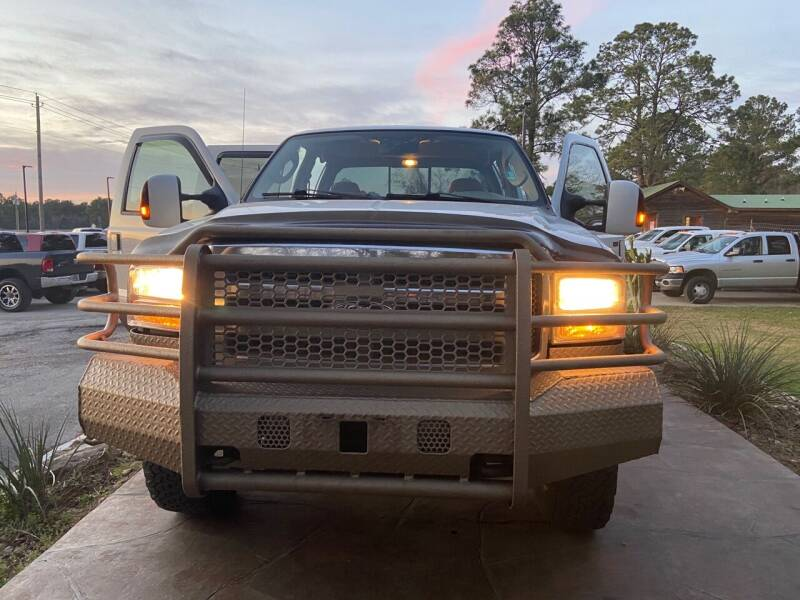 2007 Ford F-250 Super Duty for sale at Texas Truck Sales in Dickinson TX
