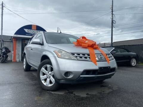 2007 Nissan Murano for sale at OTOCITY in Totowa NJ