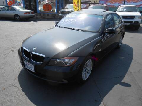 2007 BMW 3 Series for sale at ANYTIME 2BUY AUTO LLC in Oceanside CA