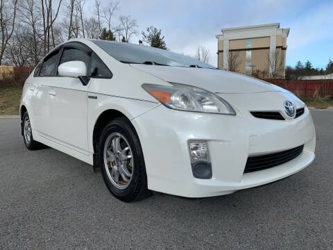 2011 Toyota Prius for sale at Auto Warehouse in Poughkeepsie NY