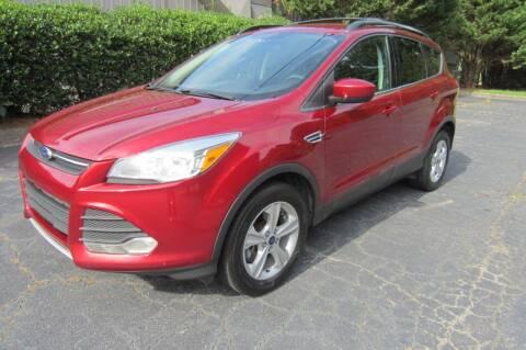 2013 Ford Escape for sale at Key Auto Center in Marietta GA