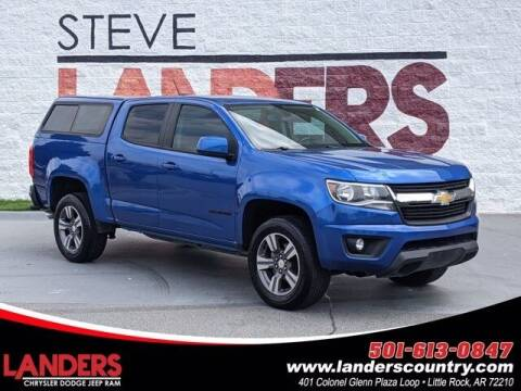 2018 Chevrolet Colorado for sale at The Car Guy powered by Landers CDJR in Little Rock AR