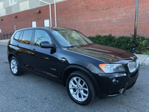2014 BMW X3 for sale at Imports Auto Sales Inc. in Paterson NJ