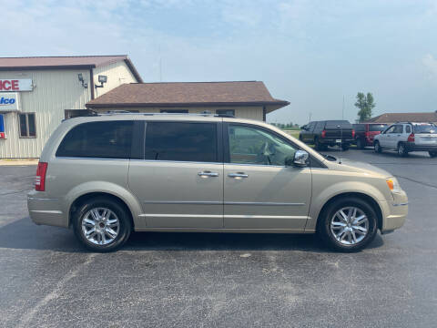 2008 Chrysler Town and Country for sale at Pro Source Auto Sales in Otterbein IN