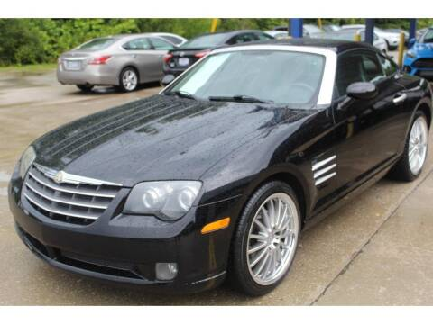 2005 Chrysler Crossfire for sale at Inline Auto Sales in Fuquay Varina NC