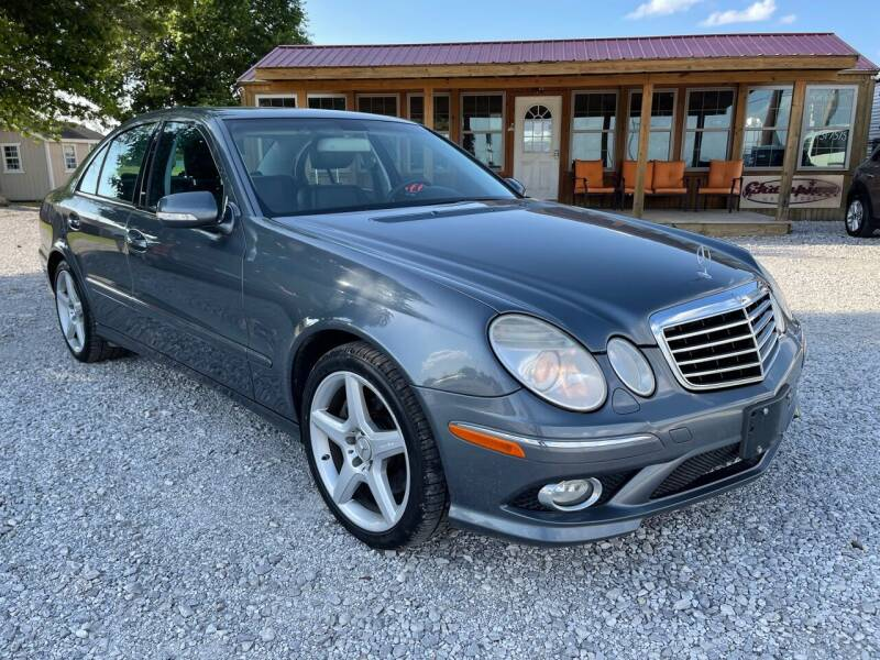 2009 Mercedes-Benz E-Class for sale at Champion Motorcars in Springdale AR