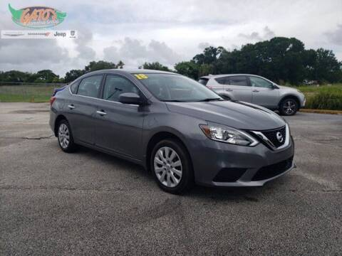 2018 Nissan Sentra for sale at GATOR'S IMPORT SUPERSTORE in Melbourne FL