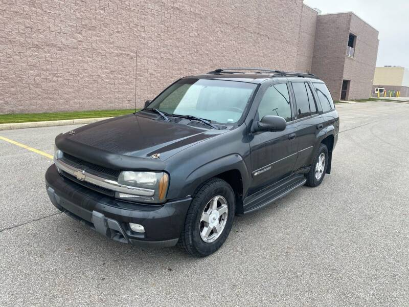 2003 Chevrolet TrailBlazer for sale at JE Autoworks LLC in Willoughby OH
